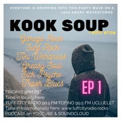 Kook Soup - EP 1 - April 2, 2021