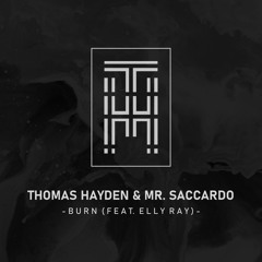 Thomas Hayden, Mr. Saccardo - Burn (Ft. Elly Ray) (Free Download) [Deep House]