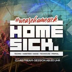 Strumm. live @ Club Seilerstraße (Homesick Livestream 02.05.20)