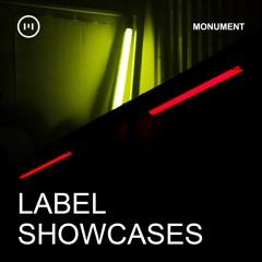 MNMT Label Showcases