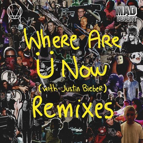 Thumbnail Where Are Uuml Now With Justin Bieber Marshmello Remix