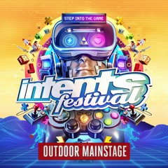Intents Festival 2021 | Step Into The Game | Warm Up Mix by Melvje