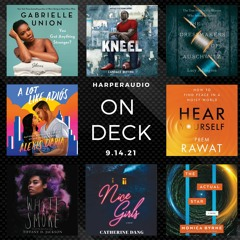 On Deck - Audiobooks on sale 9.14.21