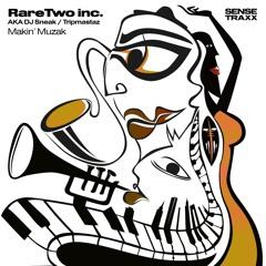 Premiere: Raretwo Inc - Song for Derrick [Sense Traxx]