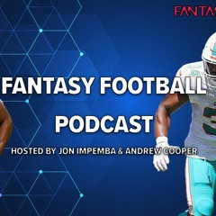 Fantasy Football Podcast: EP 12 - Build A Better Bench