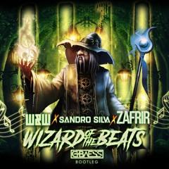 W&W x Sandro Silva x Zafrir - Wizard of the Beats (G-Baess bootleg)