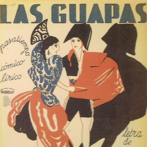 Las guapas (1930)