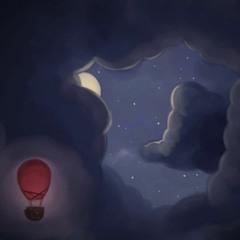 「月が綺麗ですね。」