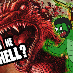 Our Fans Guess Why Godzilla is in Hell = Castzilla VS The Pod Monster