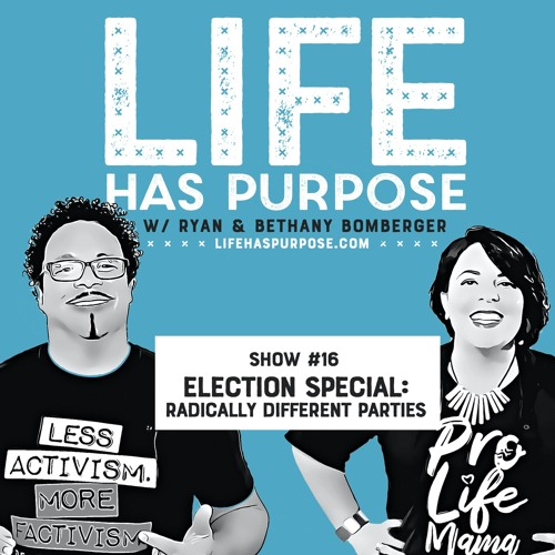 SHOW 16 - ELECTION SPECIAL: Radically Different Parties
