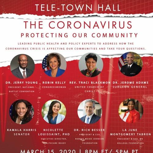 Coronavirus Emergency Tele-Town Hall