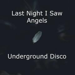 Last Night I Saw Angels  mix