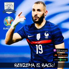 EURO 2020 | Benzema Is Back!