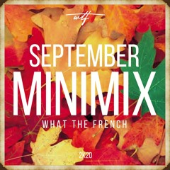 What The French - September 2020 MINIMIX