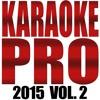 Karaoke Pro 2015, Vol. 2