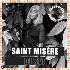 CNTRL x Radio Campus Paris - Saint Misère