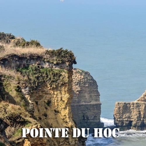Back to Normandy - Ponte du Hoc second version