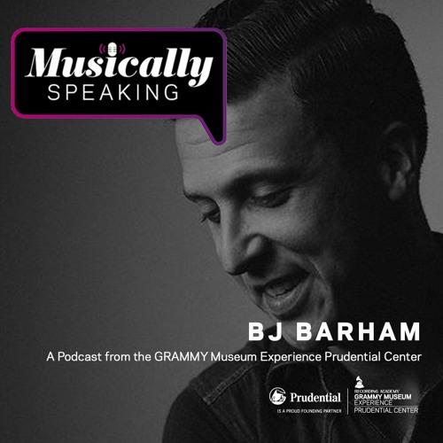 BJ Barham - Musically Speaking