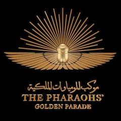 "Book Of The Dead from "" The Pharaohs Parade - كتاب الموتى من "" موكب المومياوات الملكية"