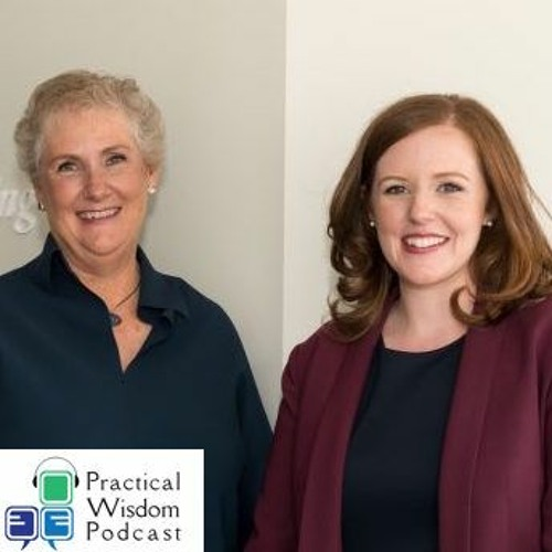 Ep. #15: Building a Business on the Closest of Ties - Lois Basil, CFP® & Hannah Basil Bryant, CFP®