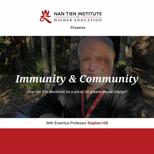 Immunity & Community with Stephen Hill