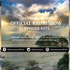 Alex Marquez @ Official RadioShow Episode #272