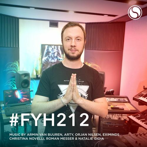 Find Your Harmony Radioshow #212 Image