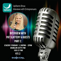 Upstarts Show 26th Pat Slattery & Guests Part 2 March
