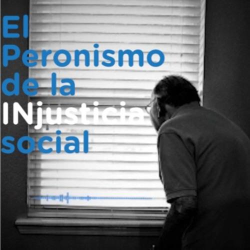 Ajuste jubilatorio. El peronismo de la INjusticia social.