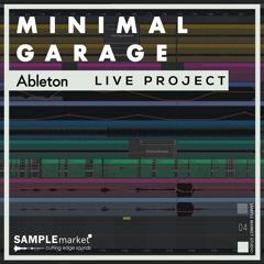 SM Studio - Minimal Garage - Ableton Live Project
