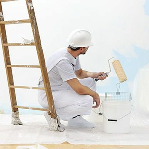Steps Used by Painters to Paint Using a Spray Gun