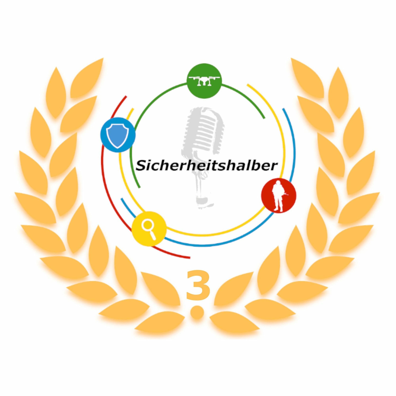 """Sicherheitshalber Spezial ***3. Geburtstag*** Patches & Tassen: """"dark edition""""! Q&A! Buchtipps!"""