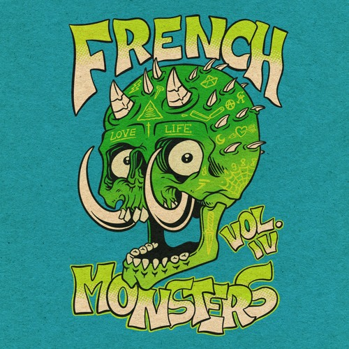Download VA - French Monsters Vol. IV mp3