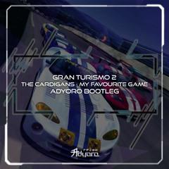 The Cardigans - My Favorite Game (Adyoro Bootleg) [Gran Turismo 2]