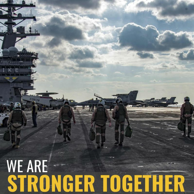 AIRWaves #45: Stronger Together