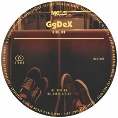 PREMIERE: GgDeX - Ride On [Mole Music]