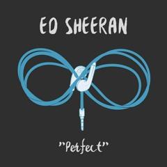 Perfect - Ed Sheeran (Electric Guitar Cover)