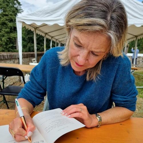 """Cécilia Dutter - """"L'amoureuse - Le roman de Marie-Madeleine"""" - Editions Tallandier"""