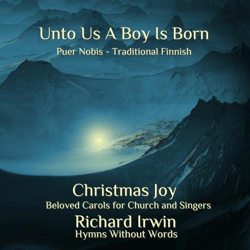 Unto Us A Boy Is Born (Puer Nobis, Organ & Brass, 5 Verses)