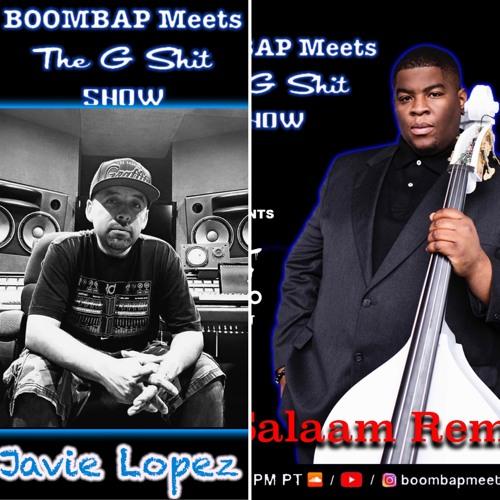 Boombap Meets The Gshit Show Salaam Remi & Javie Lopez Interview