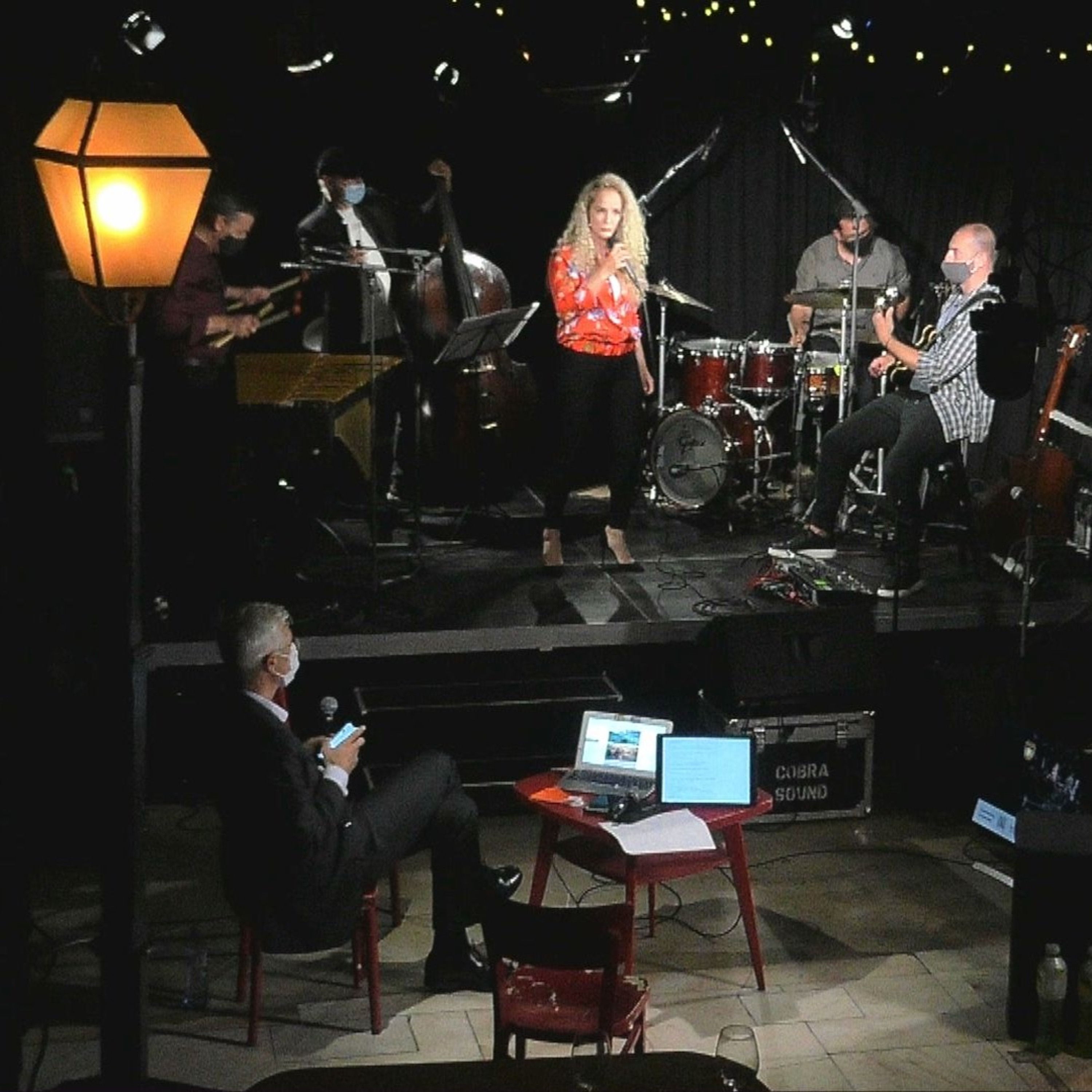 One Day Jazz Festival A- LIVE online 2020