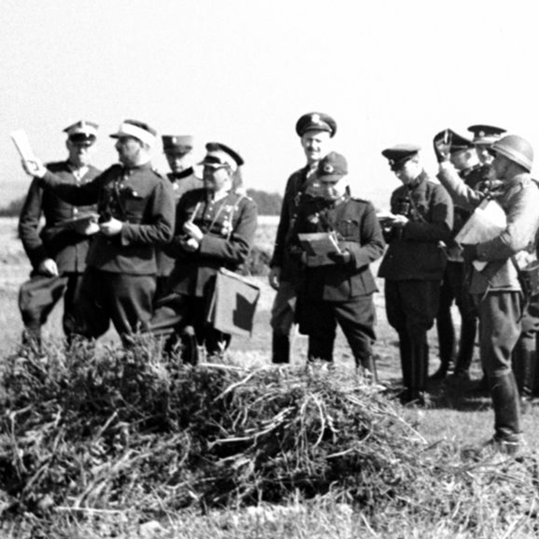 Försvarsförmåga och hotbilder kring Östersjön 1919-1939