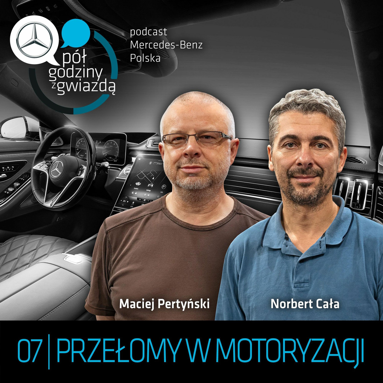 #7 Przełomy w motoryzacji
