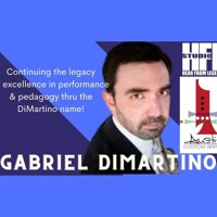 HFL116 Gabriel DiMartino on LIVE with...