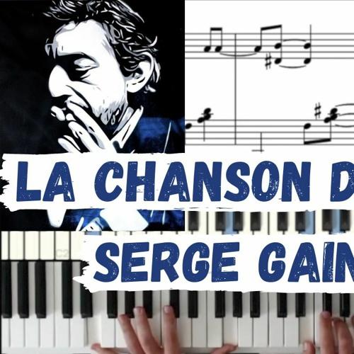 La Chanson de Prévert (Gainsbourg Piano Cover)