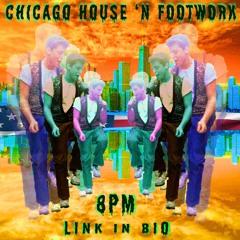 Chicago Footwork - 120'2'140 Radio Mix