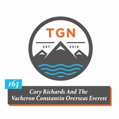 The Grey NATO - 163 - Cory Richards And The Vacheron Constantin Overseas Everest