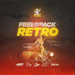 Pack Retro | Vol #02 @2O21 | UrbanMusic