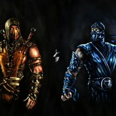 Sub Zero & Scorpion By 5ive5iveDa$avageKing Featuring(BO$$Dollar$ign)