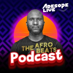 """S3FA Exclusive interview """"I got the phrase """"E-choke """" from DAVIDO on Afrobeats Podcast Episode 40"""